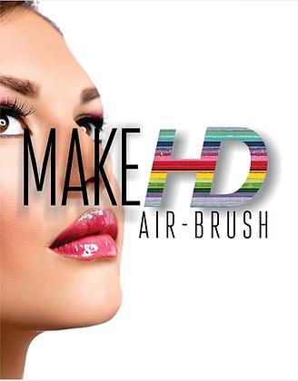 Curso de Maquiagem HD com Airbrush