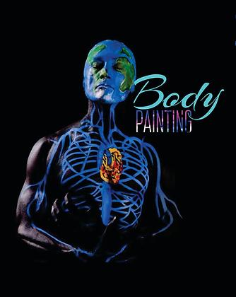 Curso de Body Painting