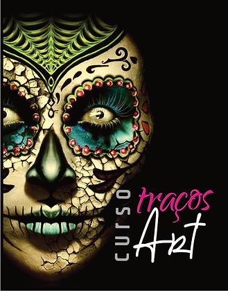Curso Maquiagem Artística - Traços Art
