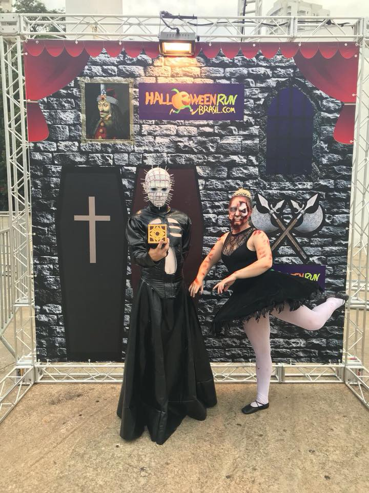 Halloween - JMakeup Produções