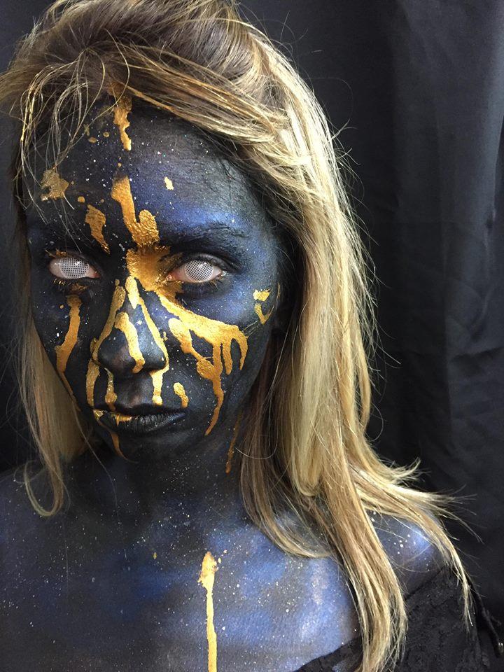 Studio JMakeup - Body Painting