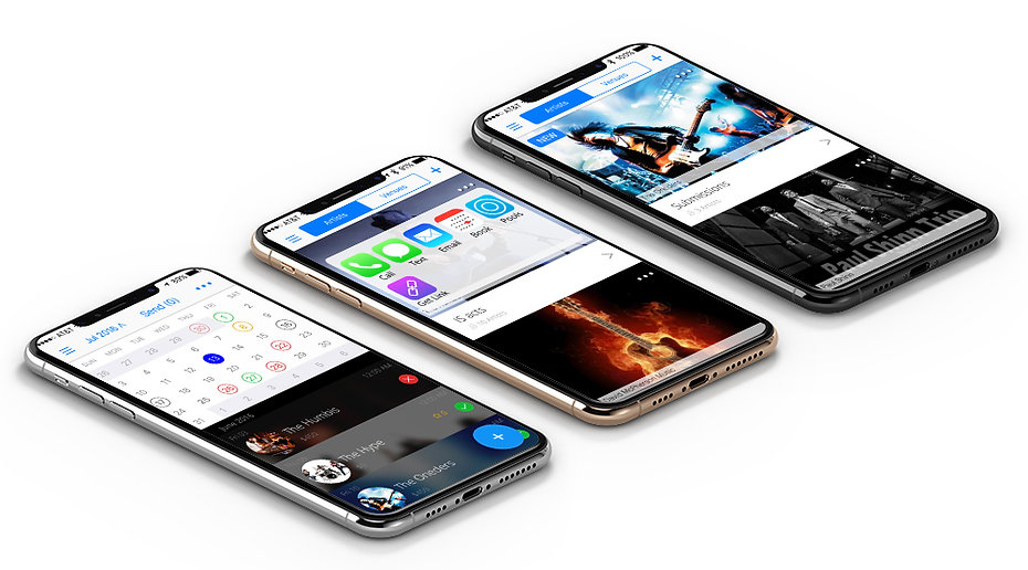 iPhone-XS-Max-isometric-onfloor-Mockup2.