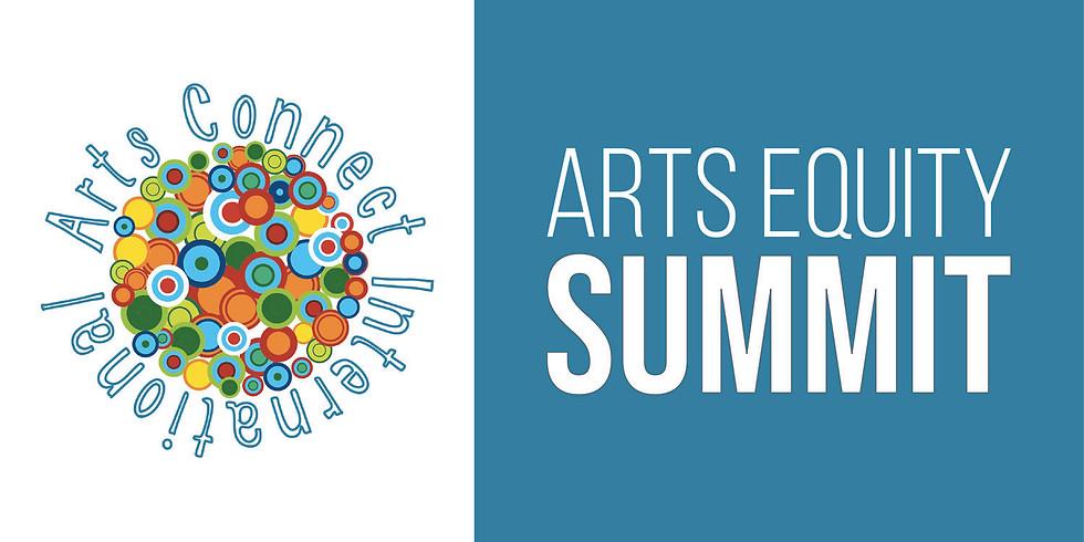 Arts Equity Summit 2019