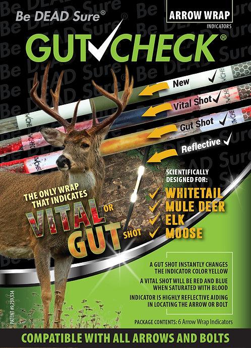Whitetail, Mule Deer, Elk, Moose Arrow Wrap + Wipe Bundle