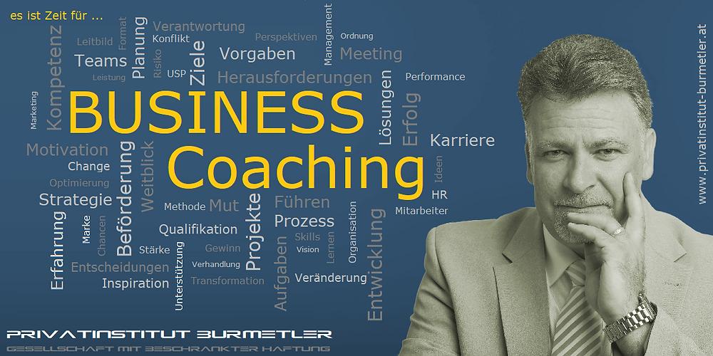 Ing. Joachim Burmetler, MBA | Ihr Business Coach in St. Pölten @ Privatinstitut Burmetler