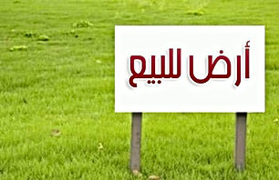 للبيع قطعة ارض تجاري حي نزال الذراع الشمالي شارع حليمه السعدية