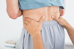 Ostéopathie et douleur au dos