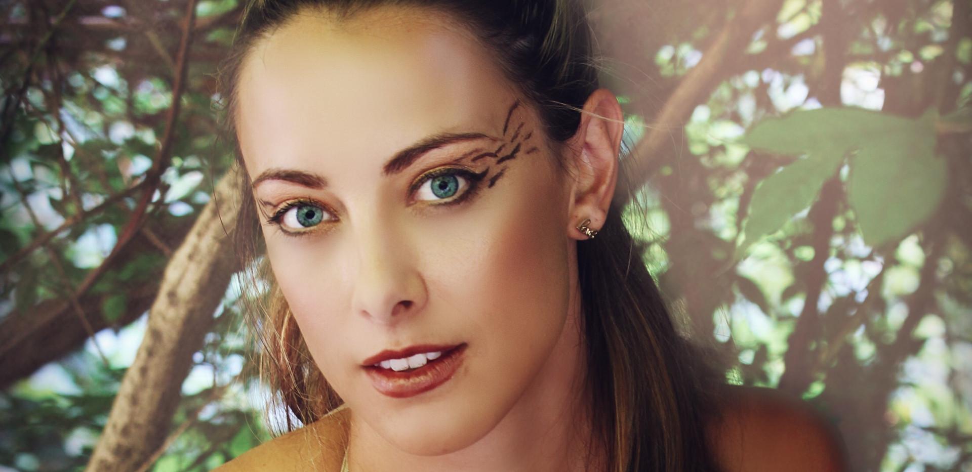 @daniellekwoka for August's Welcome to the Jungle Collab Photo: @mariannebphotography Makeup: @lipstickandmagictricks
