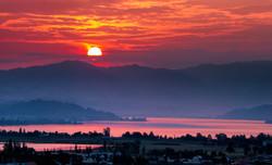 The Sunrise of Zurick Lake.jpg