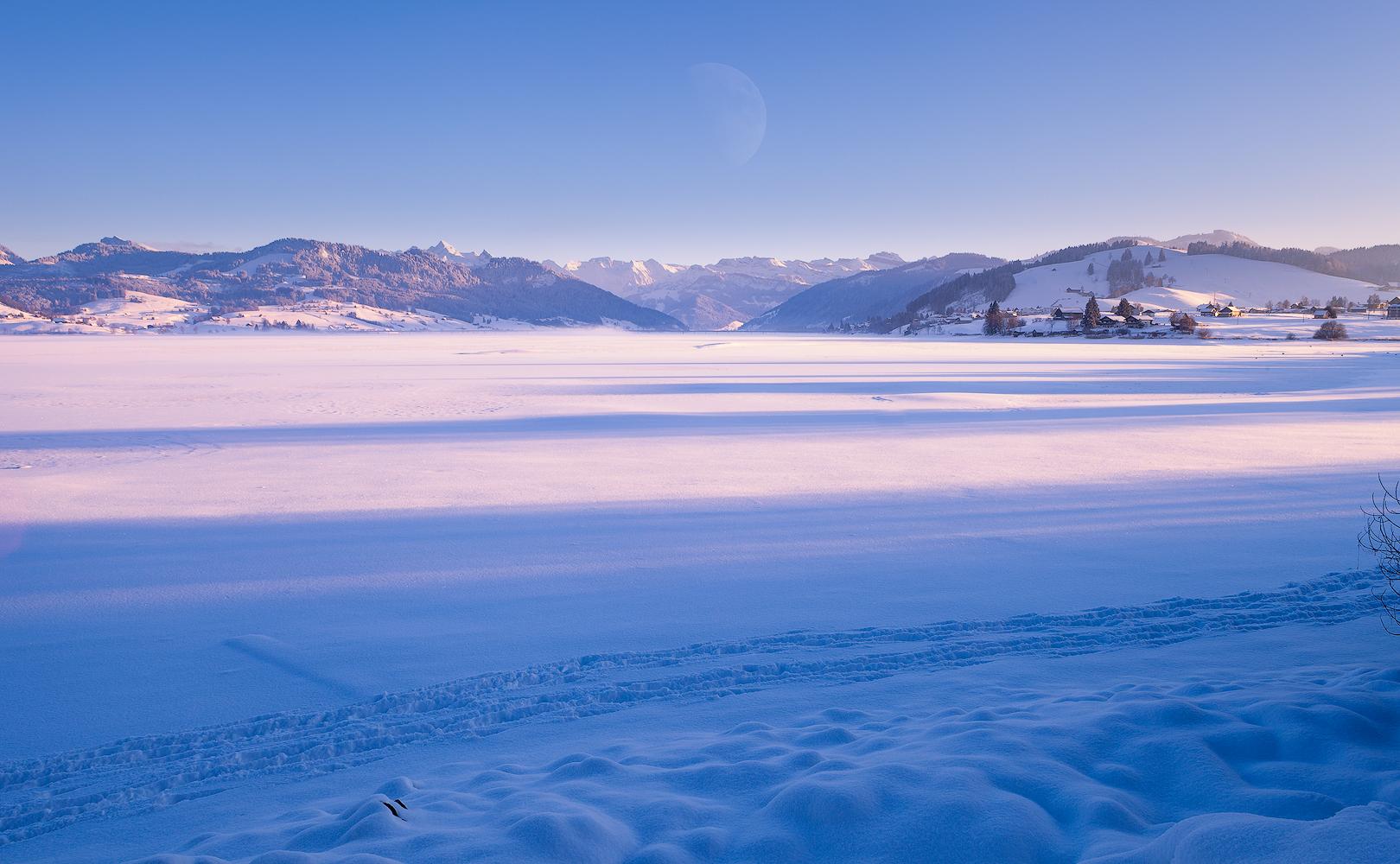 雪景EINSIEDELN1