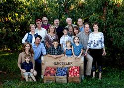 The Henggeler Family 2013
