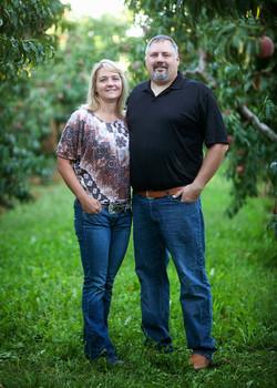 Ryan and Carole Henggeler