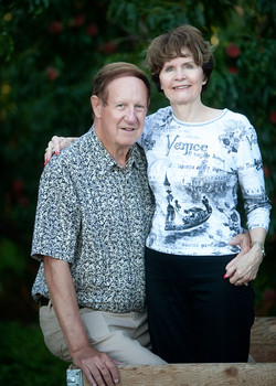 Jerry and Donna Henggeler