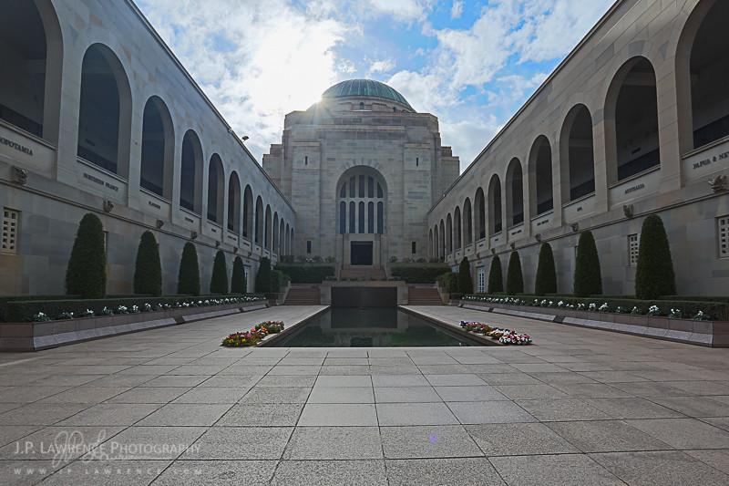 Inside the Australian War Memorial