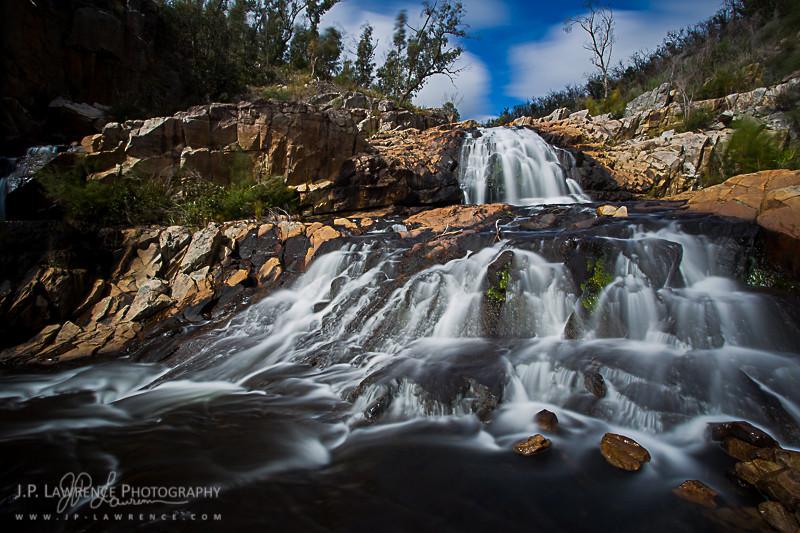 Fish Falls in Grampians National Park