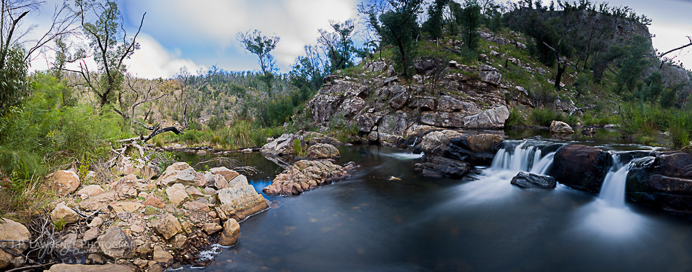 Cascade in the Grampians National Park