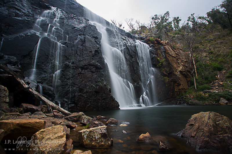 MacKenzie Falls in Grampians National Park