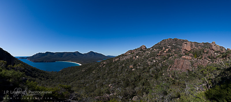 Wineglass Bay at Freycinet National Park