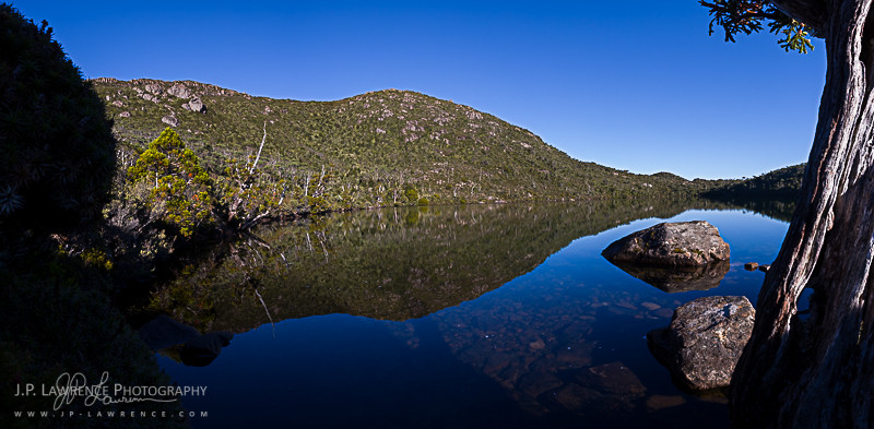 Osborn Lake at Hartz Mountains National Park