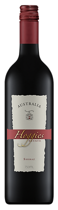 Hoggies 2016 Shiraz (750ml) - DOZEN