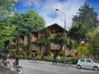 Christchurch Social Housing