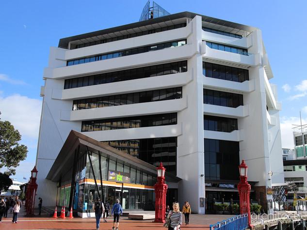 Harbour Board Building