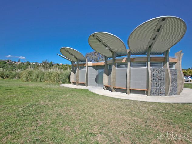 Onepoto Facilities