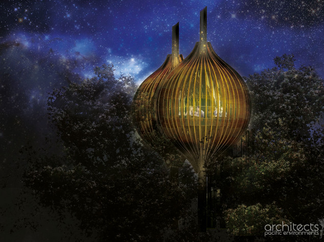 Polish Treehouse