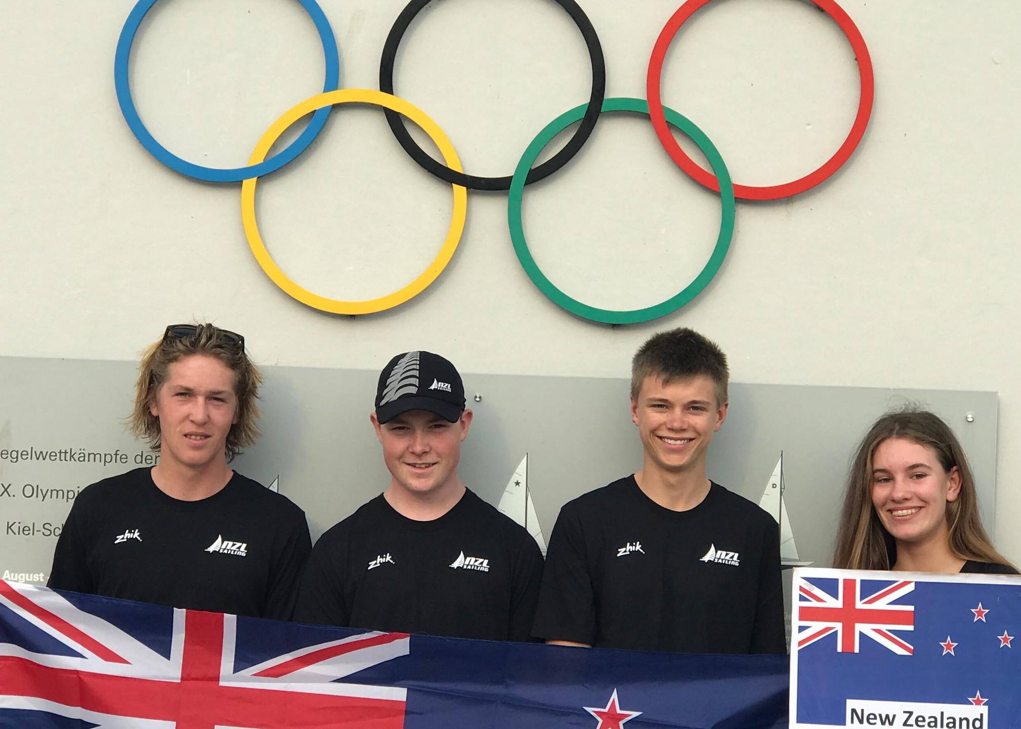 NZ Representatives