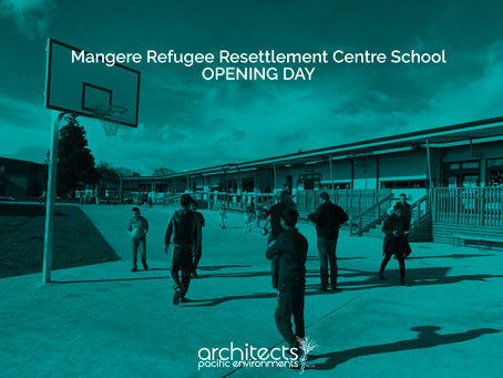 MANGERE REFUGEE RESETTLEMENT CENTRE SCHOOL