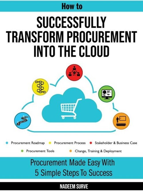 How to Successfully Transform Procurement into the Cloud