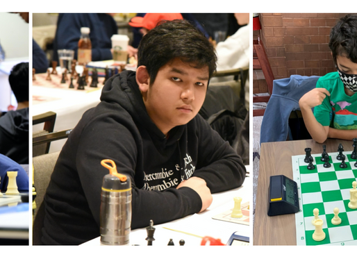 ICA Students Shine at the Eastern Chess Congress