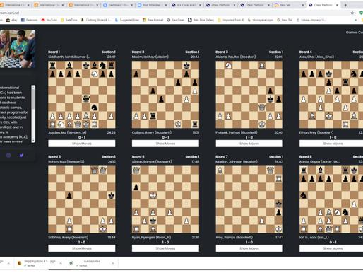 May 23, 2021 - Progressive (Qualification) Tournaments