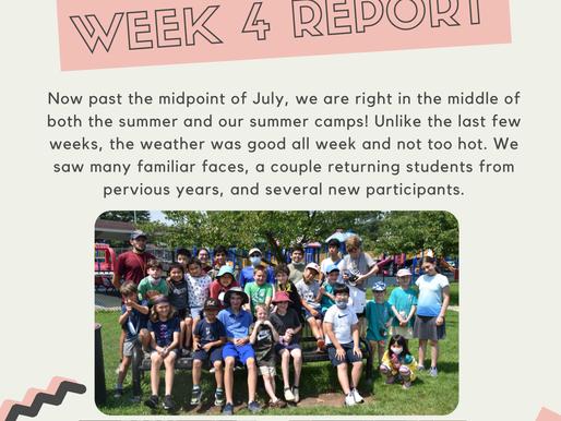 Teaneck Summer Chess Camp, Week 4 Report
