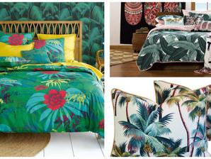 Design de interiores: Como os motivos de selva estão entrando nas nossas casas