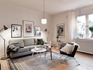 As melhores salas de estar do dia!!