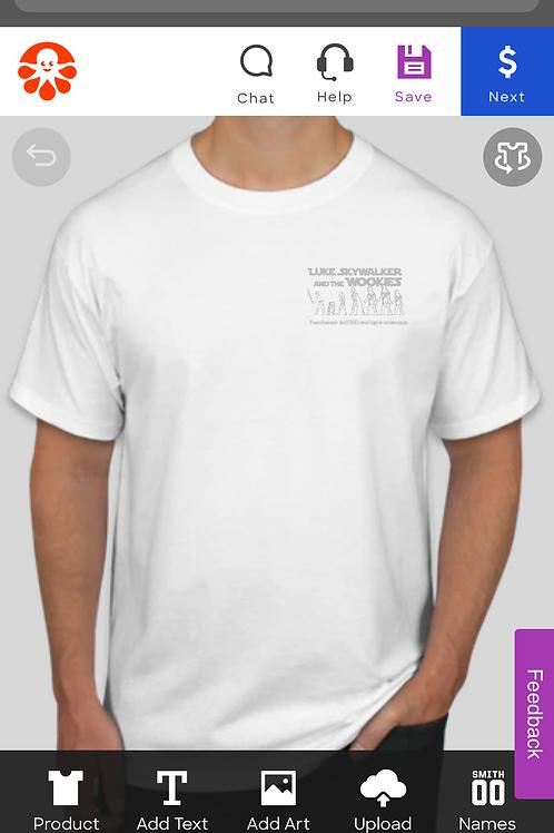 COMING SOON Team T-shirt Dark White/Ice