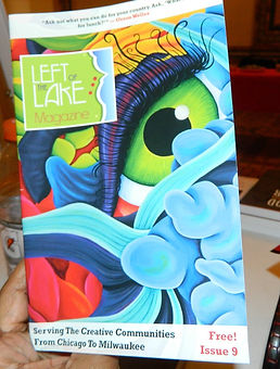 TJ Morris - Left of Lake Magazine