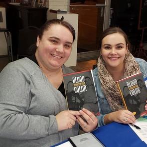 Blue House Book Club