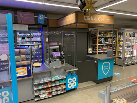 Retail can often be a marathon - with Co-op's Lab stores it was more like a sprint!