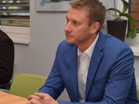 Zbyněk Husák mówi o tym co za największe wyzwanie w dziedzinie zrównoważonego rozwoju dla sprzedawc