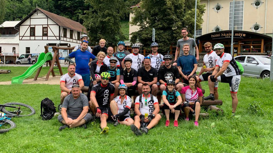 Two-wheeled Team-building
