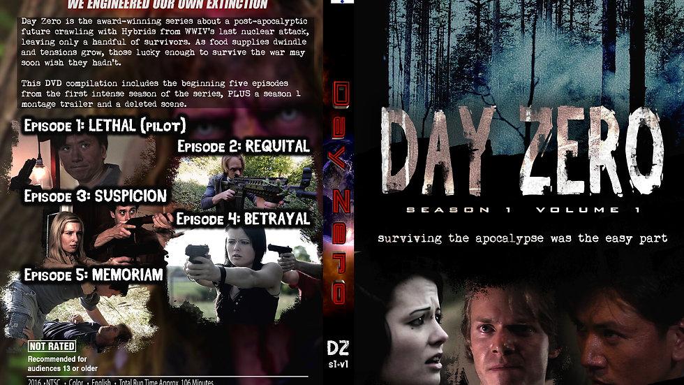 Day Zero Volume 1