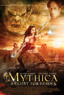 Mythica: A Quest for Heroes feature (with Kevin Sorbo)