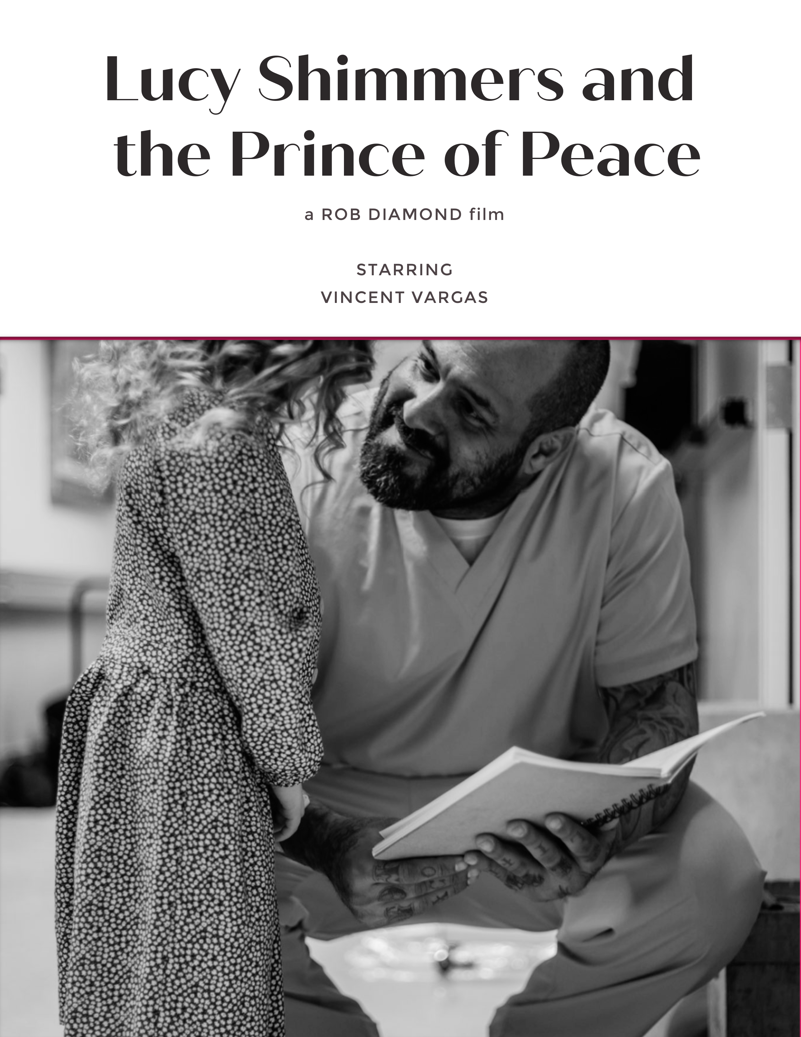 Lucy Shimmers & the Prince of Peace feature
