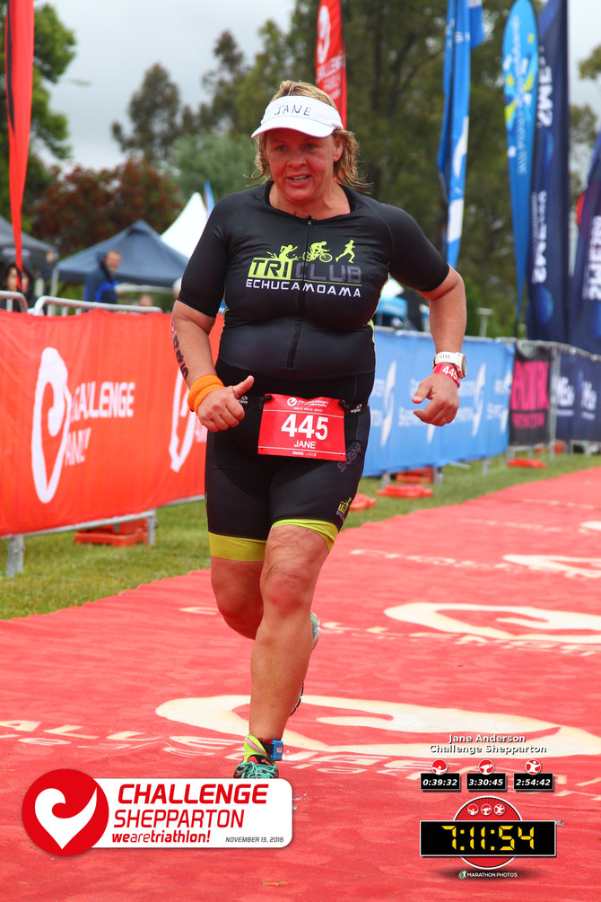 How I got into Triathlons (plus my Shepparton 70.3 race report)