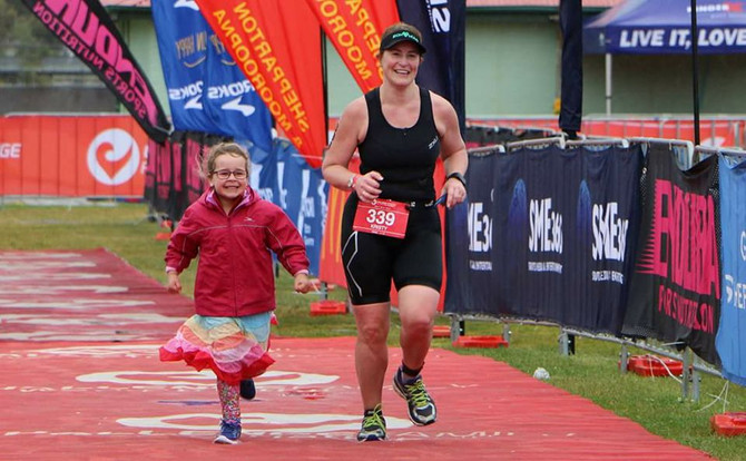 Challenge Shepparton 70.3 Race Report