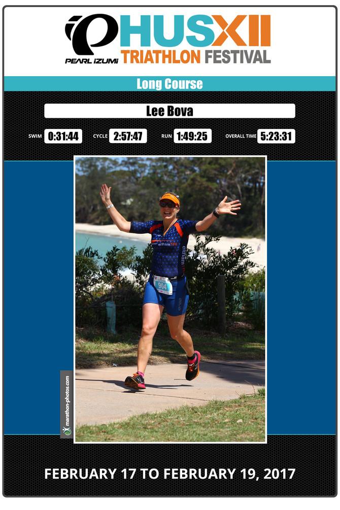 Huskisson Ultimate Triathlon - Race Report