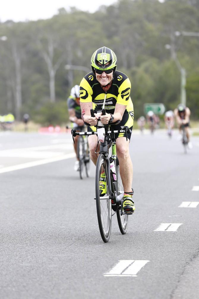 Western Sydney 70.3 Race Report