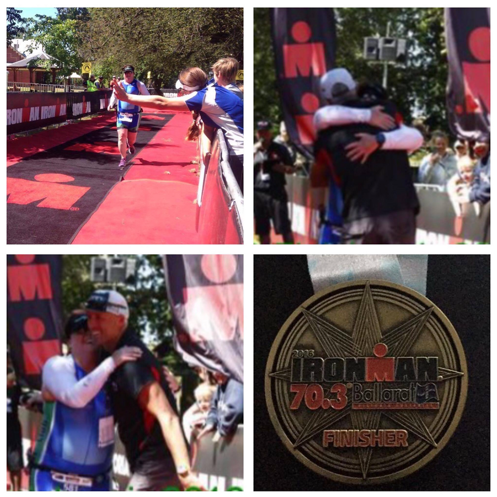 Megan Edwards - Ironman Ballarat 70.3